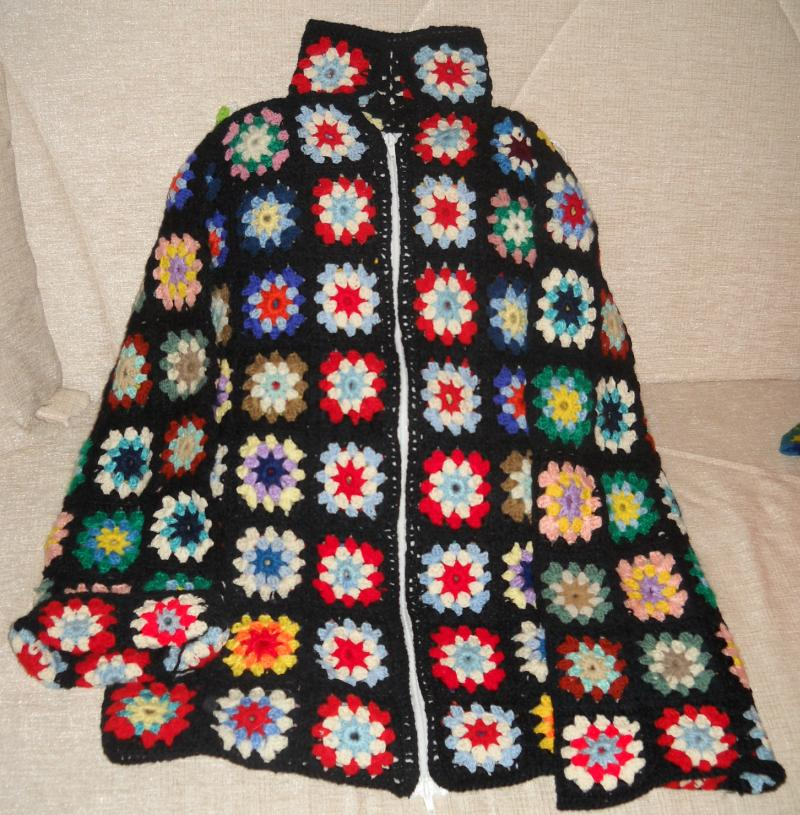 Picture of Granny Warm Sweater