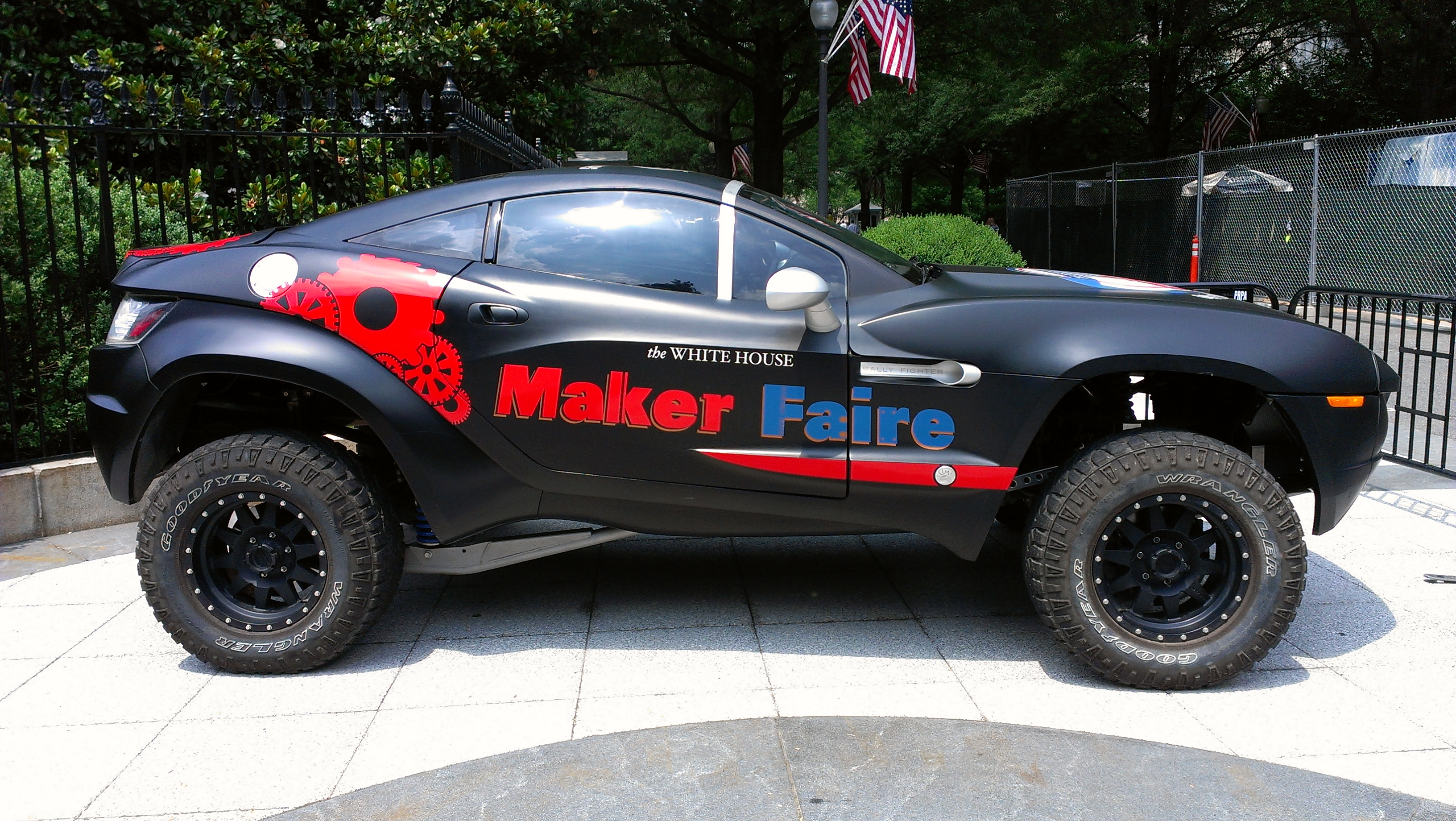 Picture of I Went to White House Maker Faire!