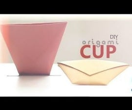 DIY:OrigamiCup