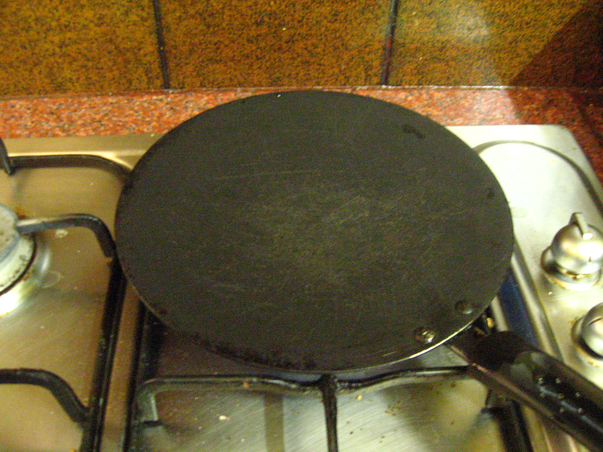 Picture of Pour Batter Over Griddle