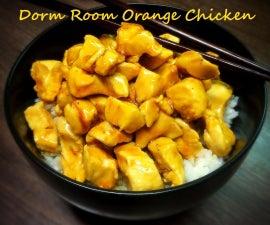 Dorm Room Orange Chicken