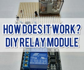 How Does It Work: DIY Relay Modules