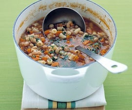 red kidney beans vegetable soup