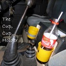 Cup, cup holder - simple, unique and useful