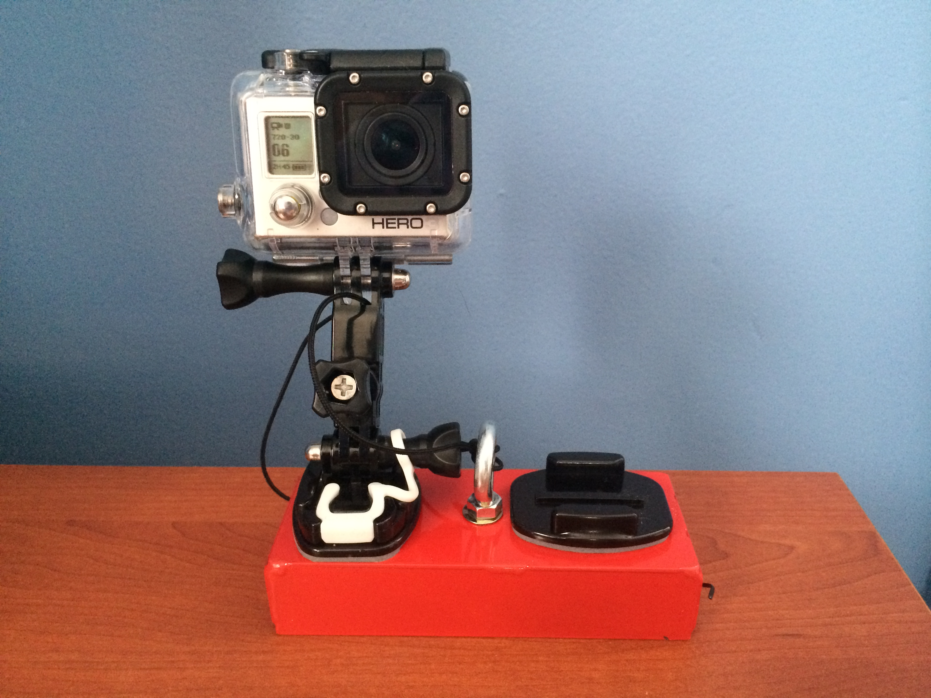 Picture of SUPER STRONG GOPRO ( OR OTHER CAMERA) MAGNET MOUNT