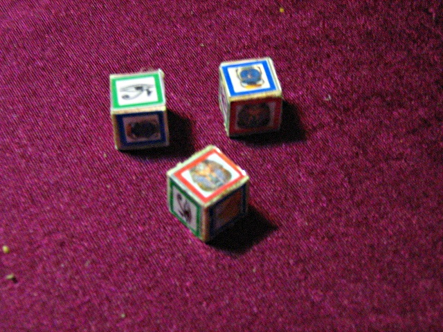 Picture of Pharaoh's Dice