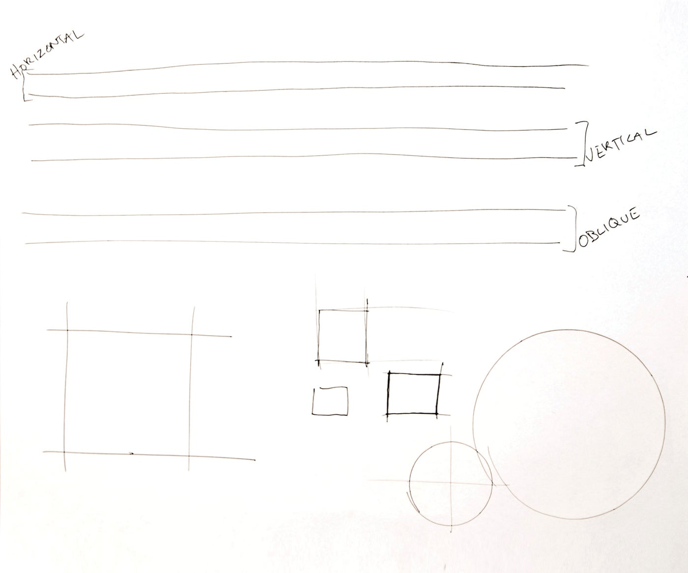Lesson 2: Drawing Technique