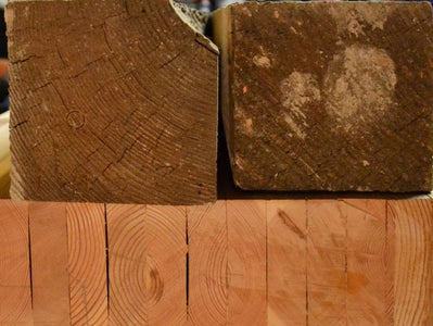 Some Large Pieces of Wood