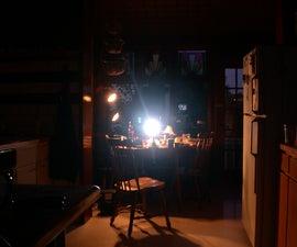 How to build a 1,024,000 mcd portable light