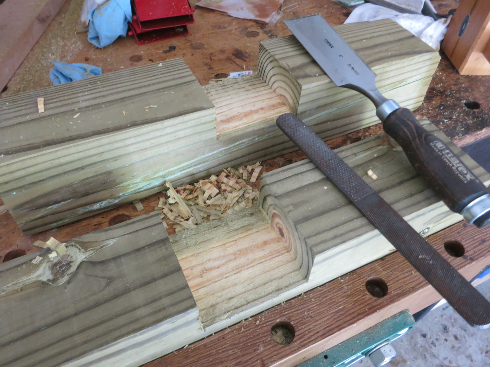 Picture of Modifying the Posts
