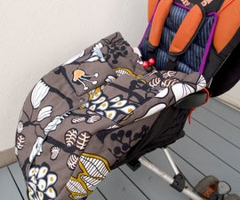 How to make a Winter BuggyBag