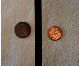 Cleaning Pennies