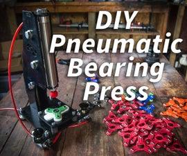 DIY Pneumatic Bearing Press