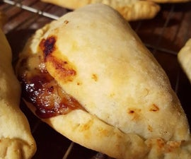 Thanksgiving Leftovers Hand Pies