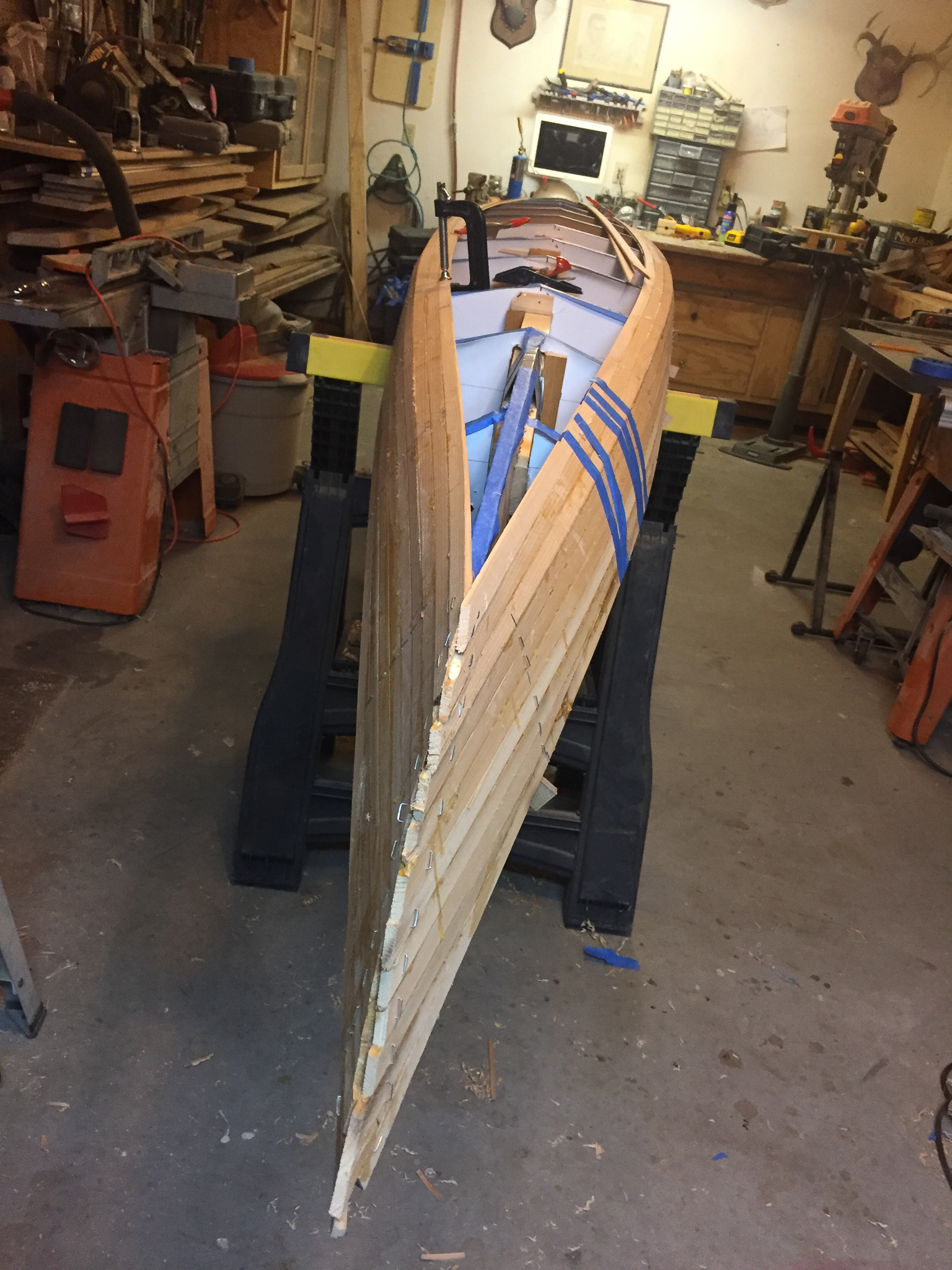 Picture of Stripping the Hull