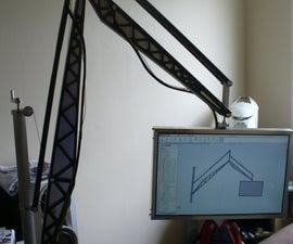 LCD Screen Gantry