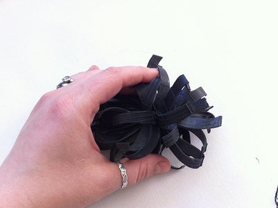 Sensory Ball From Recycled Rubber
