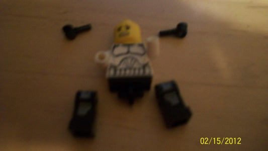 How to Torture a Minifig