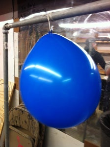 Step 1 - Inflating the Balloon