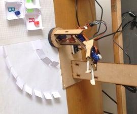 Arduino Computer Vision Robot Arm