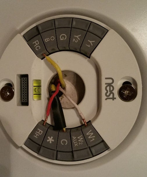 Hack Your Nest Thermostat To Run A Gas Stove Or Fireplace Instructables