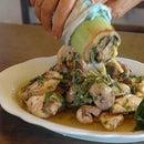 Chicken Bamboo(Ayam Pansuh)