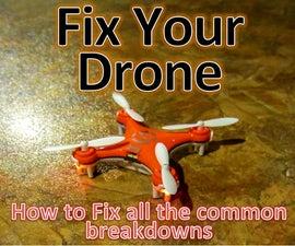 Fix Your QuadCopter