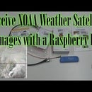 Raspberry Pi NOAA Weather Satellite Receiver