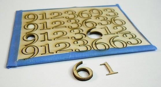 Veneer Numbers
