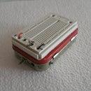 Altoids Tin Portable Breadboard with Power Supply