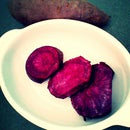 Okinawan Sweet Potato Dessert