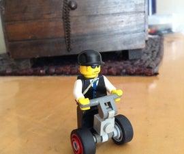 Lego Segway