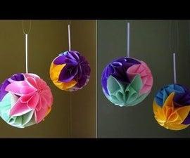 Star Flower Ball