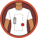 Wearable Electronics Class badge
