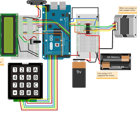 Autonomous Control of RPM of Engine Using Feedback System From a IR Based Tachometer