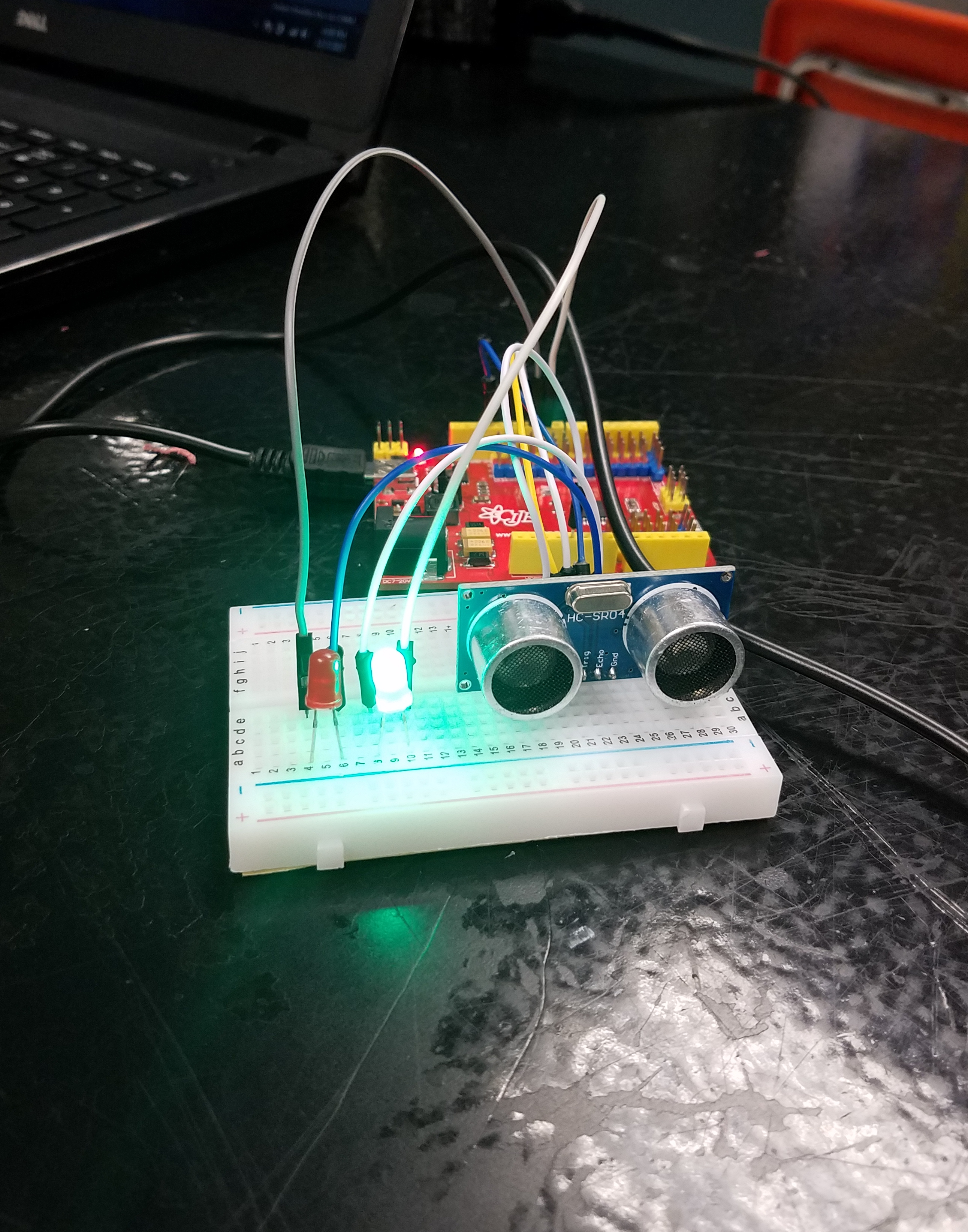 Picture of Arduino Motion Sensor