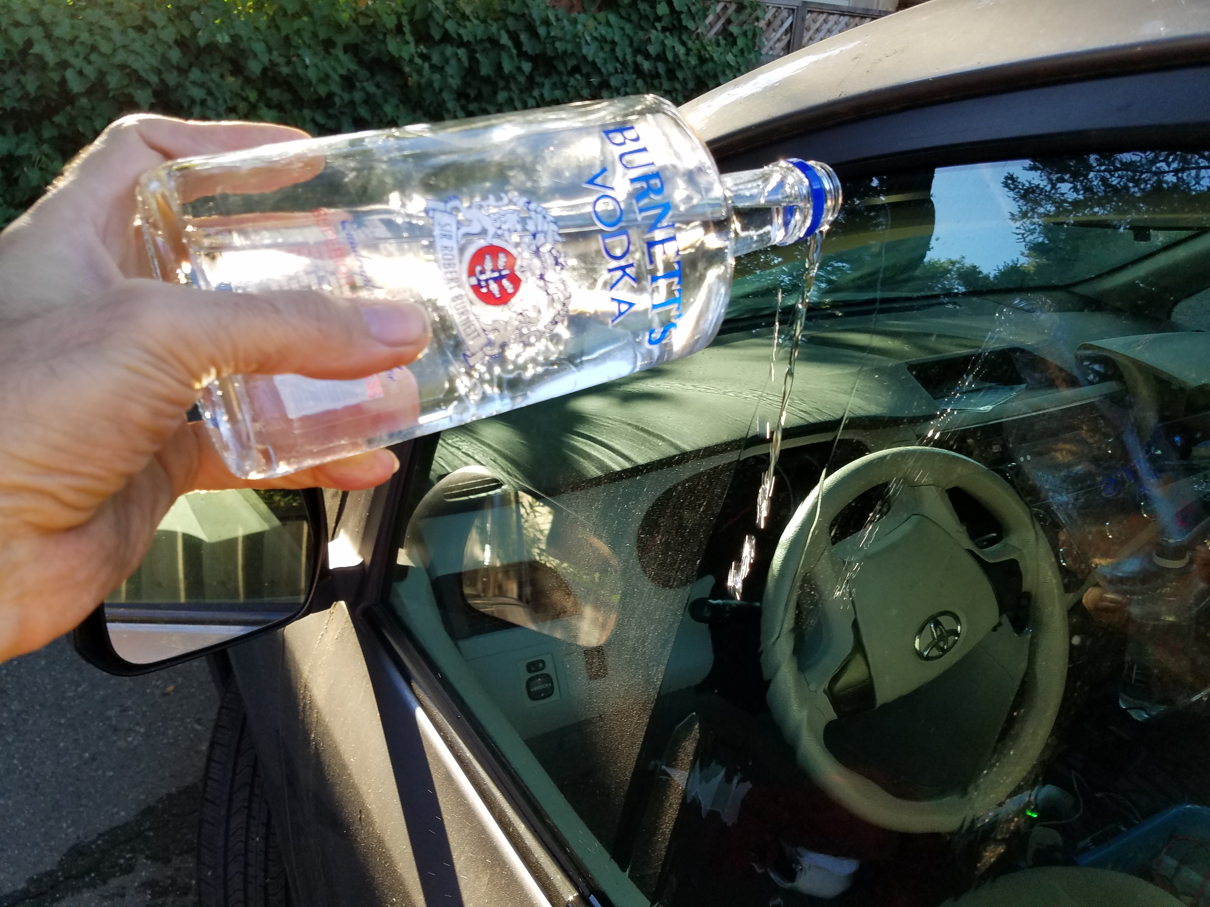 Picture of Vodka for Safer Driving