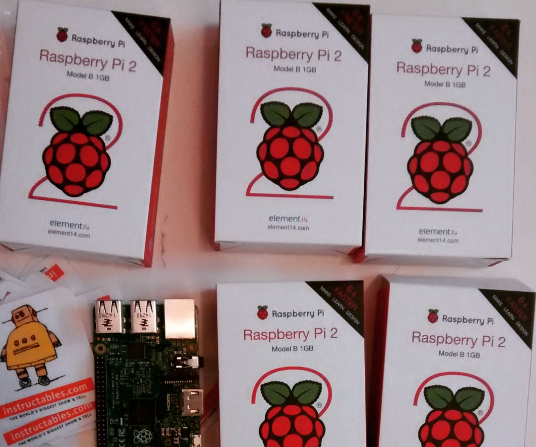 Connect Remotely To The Raspberry Pi 9 Steps