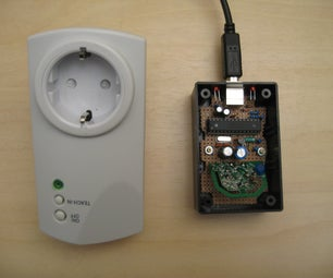 Reverse Engineering: USB Controlled Home Automation Hack