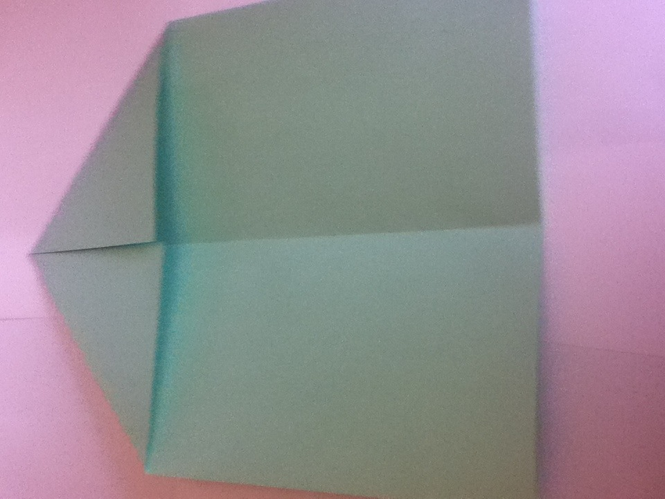 Picture of Step 2: Fold Down Corners