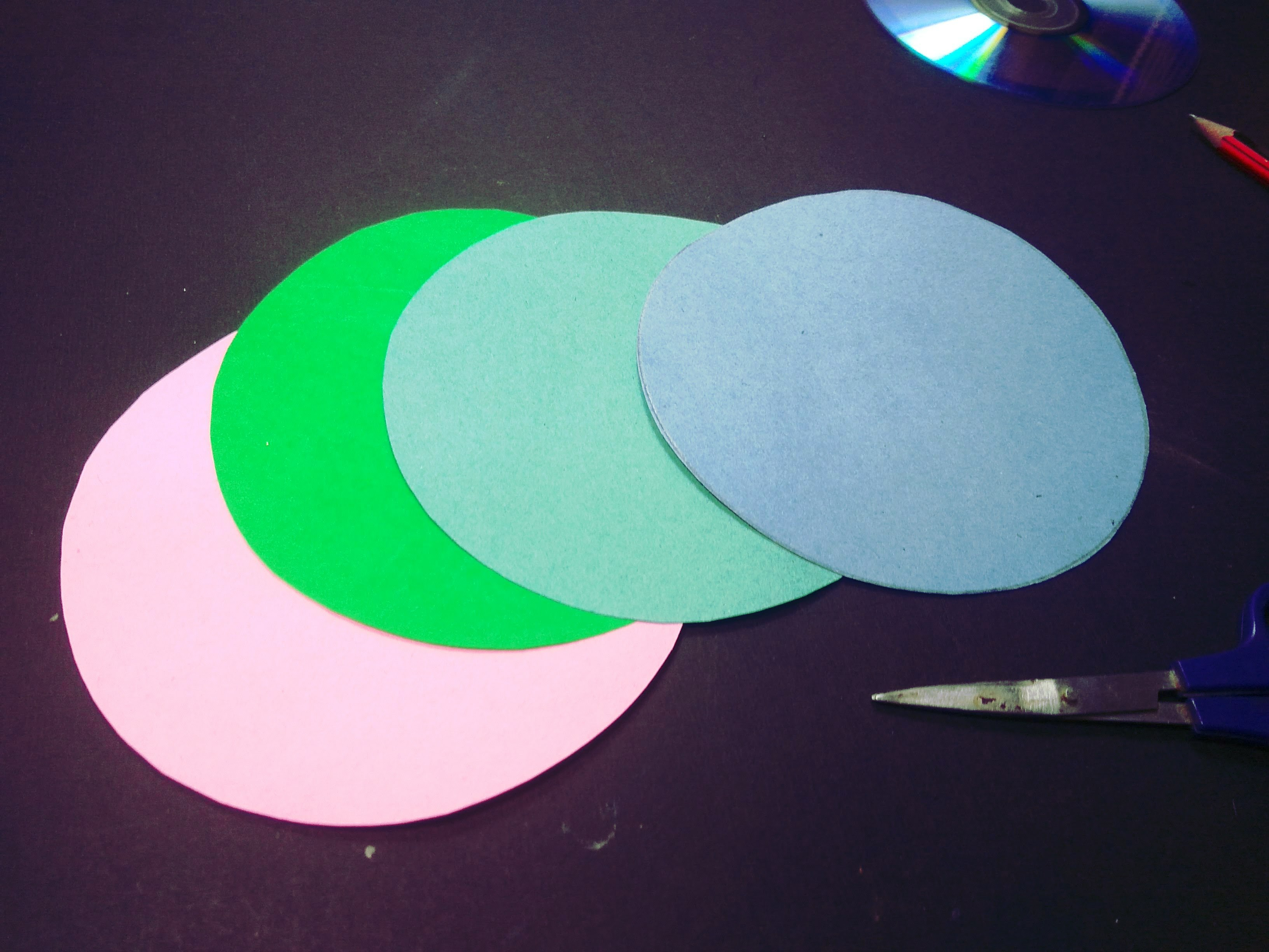 Picture of Cut Out Circles