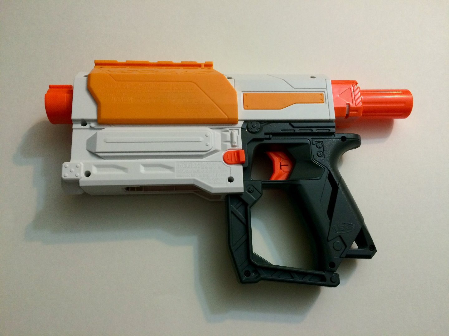 Picture of Opening the Blaster