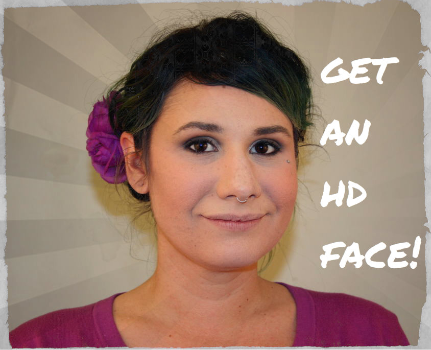Picture of Get Your Face HD-Ready!