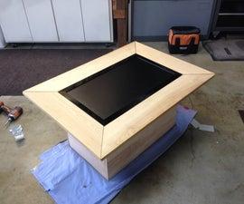 LCD Coffee Table