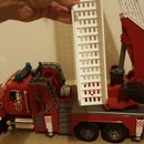 Mack Bruder Fire Truck Ladder String Fix