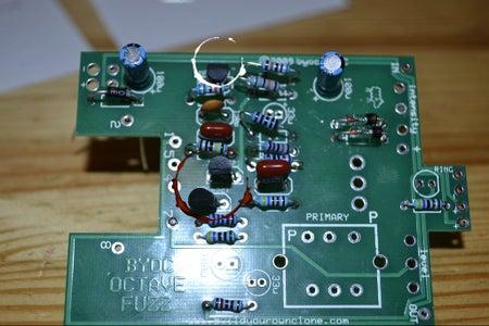 Part a Step 4: Add the Transistors