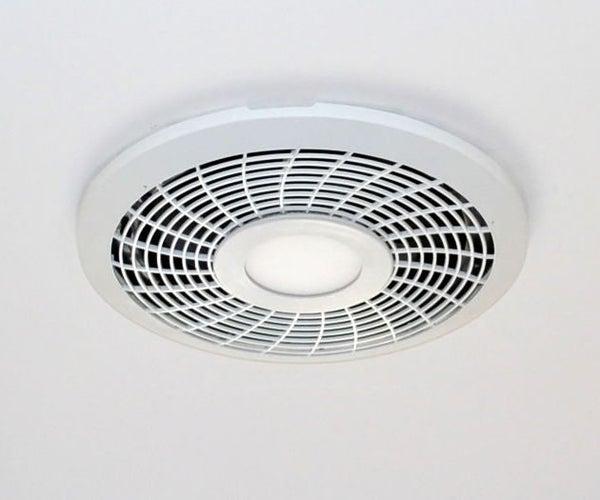Exhaust Fan/ LED Light Combo