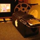 Make an iPod Video Projector