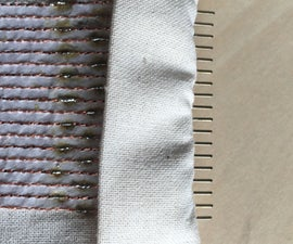 Simple E-textile Connector