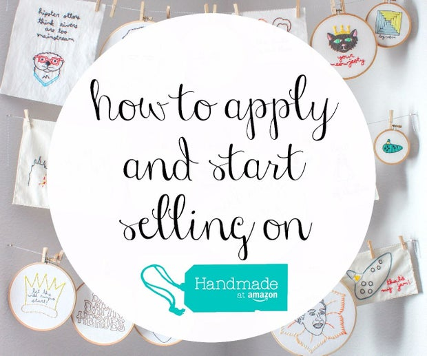 How To Apply And Sell With Handmade At Amazon 10 Steps With Pictures Instructables